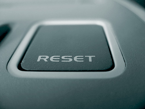 Post image for Lookout! I'm going to hit the reset button.